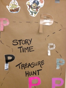 P treasure hunt