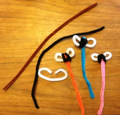 Pipe Cleaner Flies