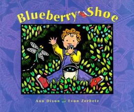 blueberry shoe