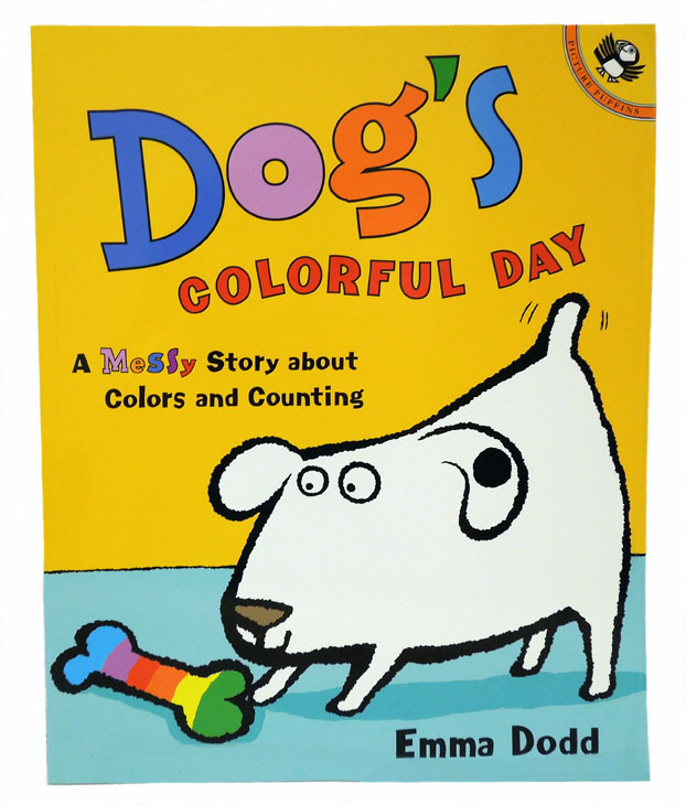 book dogs colorful day by emma dodd dogscolorfulday - Preschool Books About Colors