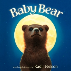 Baby Bear by Kadir Nelson Photo Credit: www.harpercollinschildrens.com