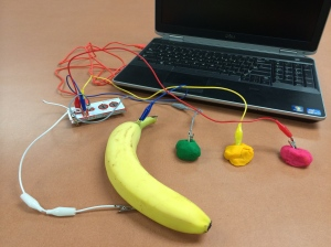 Makey Makey Set Up