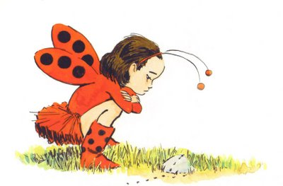 Coloring Pages Ladybug : Ladybug girl coloring pages