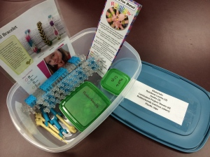 DIY: Rainbow Loom Project Box