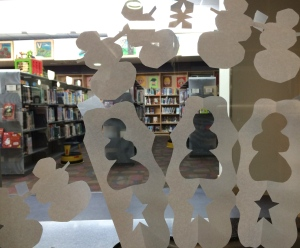 Library Snowflake 3