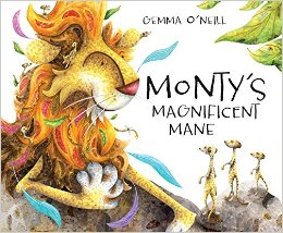 Monty's Magnificent Mane by Gemma O'Neill (Photo source: Amazon.com)